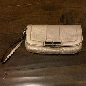 Coach Kristen Large Wristlet Clutch handbag